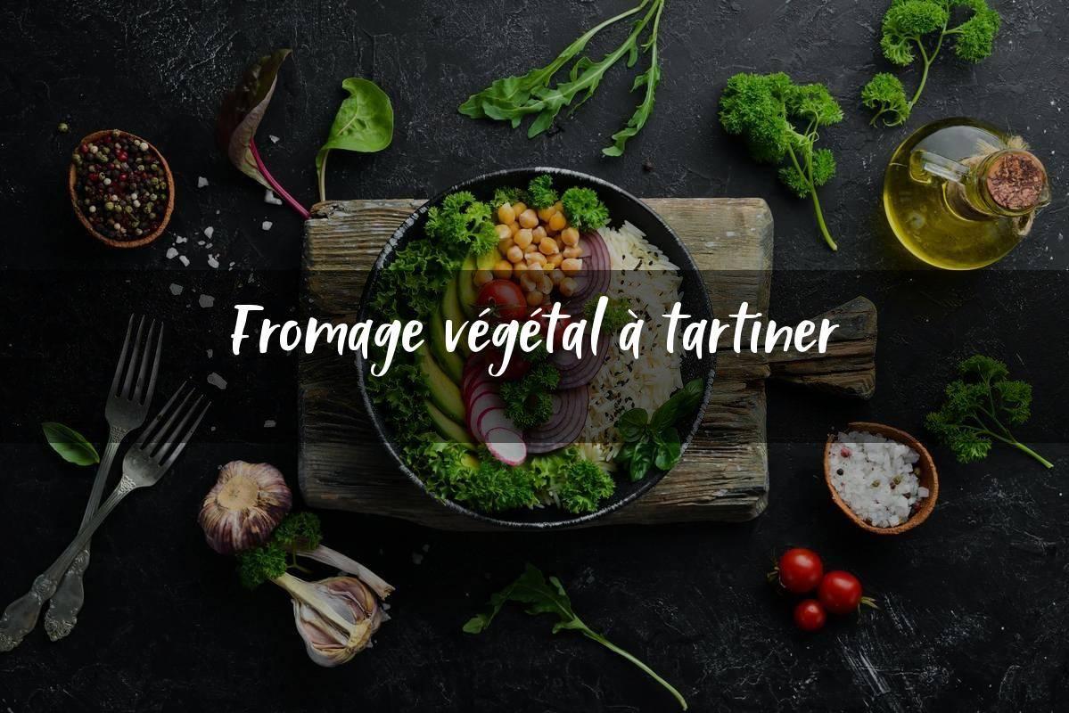 image Fromage végétal à tartiner